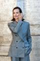 Gioia Botteghi/OMEGA 19/01/06 Presentazione del film TRAVAUX nelle foto: Carole Bouquet