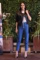Foto/IPP/Gioia Botteghi 20/04/2018 Roma, Presentazione del film Tu mi nascondi qualcosa, nella foto: ROCÍO MUÑOZ MORALES    Italy Photo Press - World Copyright