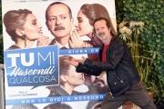 Foto/IPP/Gioia Botteghi 20/04/2018 Roma, Presentazione del film Tu mi nascondi qualcosa, nella foto: Rocco Papaleo  Italy Photo Press - World Copyright