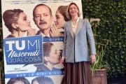 Foto/IPP/Gioia Botteghi 20/04/2018 Roma, Presentazione del film Tu mi nascondi qualcosa, nella foto: SARAH FELBERBAUM  Italy Photo Press - World Copyright