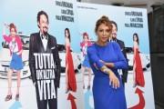 Foto/IPP/Gioia Botteghi Roma 11/09/2019 Photocall del film Tutta un'altra vita, nella foto   Paola Minaccioni Italy Photo Press - World Copyright
