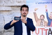 Foto/IPP/Gioia Botteghi Roma 27/09/2019 Presentata del film Tuttapposto, nella foto : Roberto Lipari Italy Photo Press - World Copyright