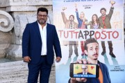Foto/IPP/Gioia Botteghi Roma 27/09/2019 Presentata del film Tuttapposto, nella foto : Sergio Friscia Italy Photo Press - World Copyright