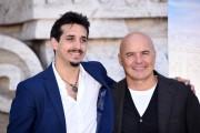 Foto/IPP/Gioia Botteghi Roma 27/09/2019 Presentata del film Tuttapposto, nella foto : Roberto Lipari con Luca Zingaretti Italy Photo Press - World Copyright