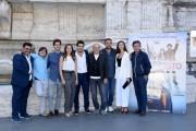 Foto/IPP/Gioia Botteghi Roma 27/09/2019 Presentata del film Tuttapposto, nella foto : cast con il reista Gianni Costantino Italy Photo Press - World Copyright