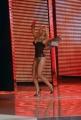 Pamela Anderson nella trasmissione Tutti pazzi per la tele