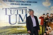 """Foto/IPP/Gioia BotteghiRoma 01/06/2021 Photocall del film """"tutti pazzi per Uma"""" nella foto : ANTONIO CATANIAItaly Photo Press - World Copyright"""