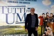 """Foto/IPP/Gioia BotteghiRoma 01/06/2021 Photocall del film """"tutti pazzi per Uma"""" nella foto : DINO ABBRESCIAItaly Photo Press - World Copyright"""