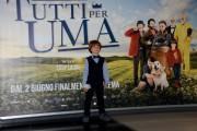 """Foto/IPP/Gioia Botteghi Roma 01/06/2021 Photocall del film """"tutti pazzi per Uma"""" nella foto : Valerio Bartocci Italy Photo Press - World Copyright"""