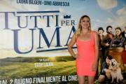 """Foto/IPP/Gioia Botteghi Roma 01/06/2021 Photocall del film """"tutti pazzi per Uma"""" nella foto : Carolina Rey Italy Photo Press - World Copyright"""