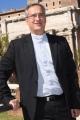 Foto/IPP/Gioia Botteghi 28/09/2018 Roma, Curia Iulia, Foro Romano, presentazione del programma Ulisse, rai uno, nella foto Don Dario Viganò responsabile della curia Vaticano  Italy Photo Press - World Copyright