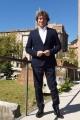 Foto/IPP/Gioia Botteghi 28/09/2018 Roma, Curia Iulia, Foro Romano, presentazione del programma Ulisse, rai uno, nella foto Alberto Angela  Italy Photo Press - World Copyright