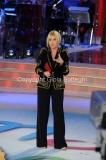 19/12/2014 Roma serata speciale Un mondo da amare per rai uno, nella foto : Antinella Clerici