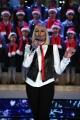 Foto/IPP/Gioia Botteghi Roma28/11/2018  registrazione del programma di rai uno Un Natale d'oro zecchino, in onda il 14\12, nella foto Raffaella Carrà Italy Photo Press - World Copyright