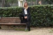 Foto/IPP/Gioia Botteghi 13/01/2017 Roma presentazione della fiction di rai uno  UN PASSO DAL CIELO 4, nella foto: Cristina Marino