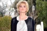Foto/IPP/Gioia Botteghi 13/01/2017 Roma presentazione della fiction di rai uno  UN PASSO DAL CIELO 4, nella foto: Alice Torriani