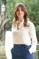 Foto/IPP/Gioia Botteghi 13/01/2017 Roma presentazione della fiction di rai uno  UN PASSO DAL CIELO 4, nella foto:  Pilar Fogliati