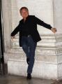Foto/Gioia Botteghi 20/03/2018 Roma, presentazione del film Una festa esagerata, nella foto: Francesco Paolantoni