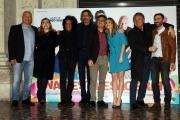 Foto/Gioia Botteghi 20/03/2018 Roma, presentazione del film Una festa esagerata, nella foto: il cast