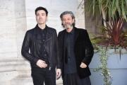 Foto/IPP/Gioia Botteghi Roma13/02/2019 Presentazione del film Un'avventura, nella foto: Diodato e Pivio Italy Photo Press - World Copyright