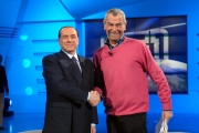 14/02/08 Berlusconi ospite di 1 mattina con Luca Giurato