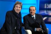 14/02/08 Berlusconi ospite di 1 mattina con Fabrizio Del Noce