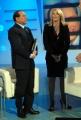 14/02/08 Berlusconi ospite di 1 mattina con Luca Giurato ed Eleonora Daniele