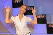 """Roma 03/06/09 """"Uno Mattina Estate"""" condotto da Miriam Leone e Arnaldo Colasanti"""