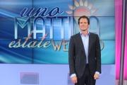 04/06/2011 Roma, UNO MATTINA ESTATE week end, i conduttori: Gianni Milano