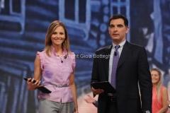19/10/2013 Roma UNO MATTINA IN FAMIGLIA condotto da Tiberio Timperi e Francesca Fialdini