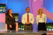 uno mattina 25/09/08 Eleonora Daniele ed Michele Cucuzza, con Cinzia Fiorati TG1