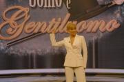 25/01/08 prima puntata della trasmissione di raiuno UOMO E GENTILUOMO nella foto : Milly Carlucci