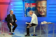 15/02/08 Walter Veltroni ospite di 1 mattina con Luca Giurato