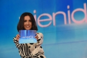 Foto/IPP/Gioia Botteghi 10/09/2018 Roma, Prima puntata di Vieni da me, rai uno condotto da Caterina Balivo  Italy Photo Press - World Copyright